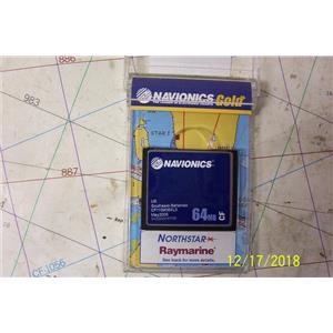 Boaters Resale Shop Of TX 1801 0721.31 NAVIONICS CF/1G906XL3 US S.E. & BAHAMAS
