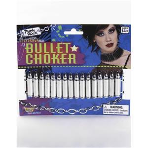 Bullet Choker Necklace
