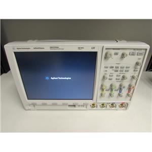 Agilent MSO7034A Mixed Signal Oscilloscope: 350 MHz, 4 analog & 16 digital ch