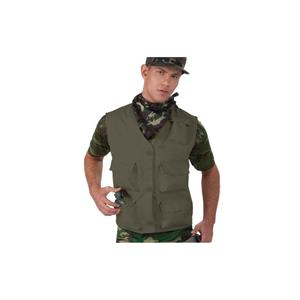 Combat Hero Vest Costume Accessory one size