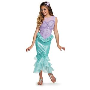 Disguise Ariel Tween Costume Medium 7-8