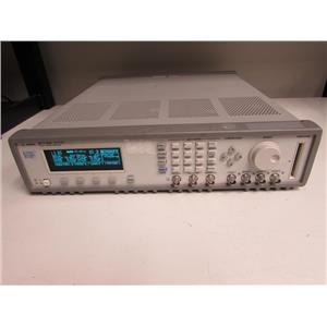 Agilent HP 81110A Pulse/Pattern Generator 165/330 MHz, w/ 2x 81112A module