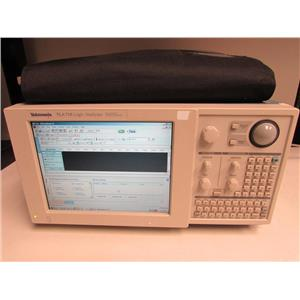 Tektronix TLA715 Logic Analyzer Portable Mainframe, TLA7AA4 w/ 1 P6960 #2