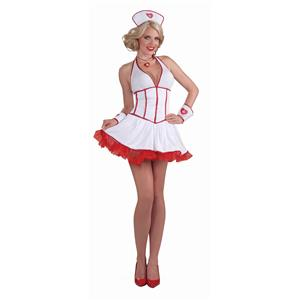 Intensive Care Sexy Nurse Adult Costume MD/LG