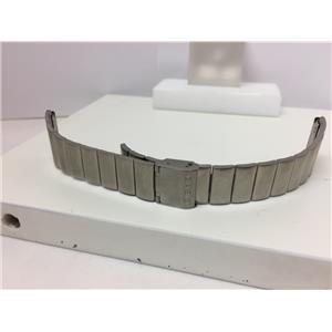 Casio Original WatchBand/Bracelet Unknown Model 20mm Attach Point. S-701DG