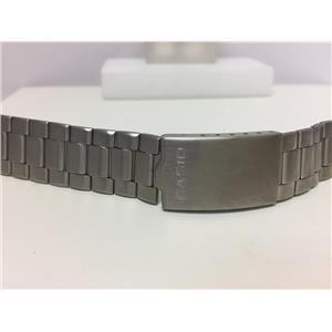 Casio Original WatchBand/Bracelet Unknown Mod 8mm. B-9961 w/o end caps
