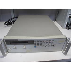 Agilent HP 6675A 2000 Watt System Power Supply, 120V, 18A