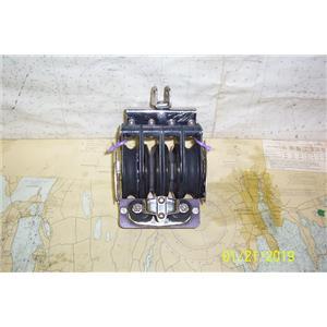Boaters Resale Shop of TX 1310 1540.04 HARKEN QUAD BLOCK WITH CAM & RATCHET