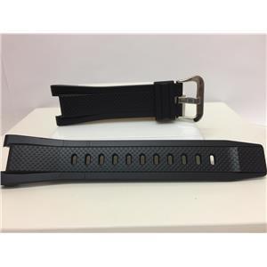 Casio Watchband Black GST-S300,GST-W300,GST-W310 Resin G-Shock Band # 898 GA12