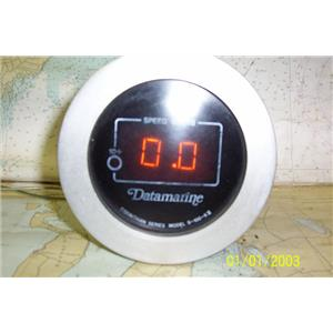 Boaters Resale Shop of TX 1901 2454.65 DATAMARINE S-100-KII SPEED/KNOT DISPLAY