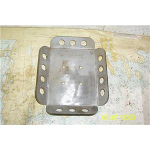 """Boaters' Resale Shop of TX 1901 2454.31 MAST STEP PLATE 1"""" x 7-3/4"""" x 9-1/4"""""""