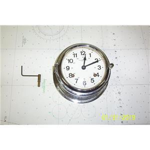 Boaters Resale Shop of TX 1901 2721.41 WEMPE CHRONOMETER HAMBURG SHIPS CLOCK