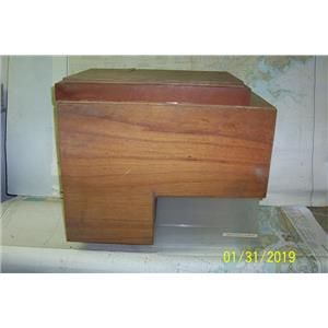 Boaters Resale Shop of TX 1901 2454.37 WOODEN GALLEY COOLER INSERT