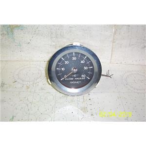 Boaters Resale Shop of TX 1901 2721.27 SIGNET MK23 CLOSE HAULED WIND DISPLAY