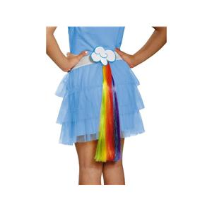 Disguise Rainbow Dash Child Tail Accessory