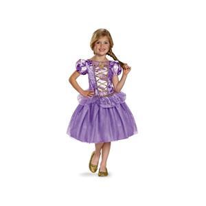 Rapunzel Classic Disney Princess Tangled Costume Small 4-6