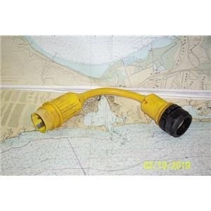 Boaters Resale Shop of TX 1902 0427.01 MARINCO 110A PIGTAL ADAPTER 50A TO 30A