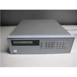 Agilent HP 6624A System Power Supply, 40W, 4 outputs