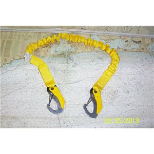 Boaters Resale Shop of TX 1812 1545.31 PLASTIMO 51564 FIVE FOOT SAFETY TETHER