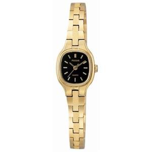 Pulsar Watch PPH104 Ladies Traditional.Gold Tone Case/Bracelet. 50% Off MSRP