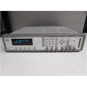 Agilent HP 81110A Pulse/Pattern Generator 165/330 MHz, w/ 81112A x2 module