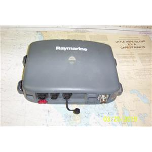 Boaters Resale Shop of TX 1903 1725.57 RAYMARINE RAY240 VHF RADIO CONTROL UNIT