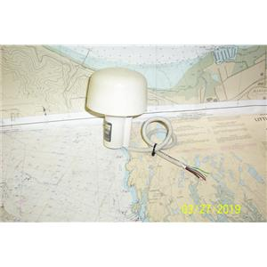Boaters Resale Shop of TX 1903 1725.65 FURUNO GP-320B GPS ANTENNA W/ CUT CABLE