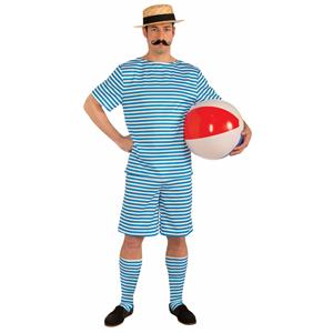 Mens Roaring 20s Beachside Clyde Costume Size Large 42-44