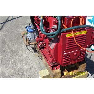 Boaters Resale Shop of TX 1903 2755.01 WESTERBEKE 7.6BTD DIESEL GENERATOR