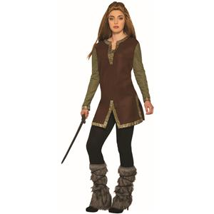 Viking Warrior Unisex Adult Tunic Costume