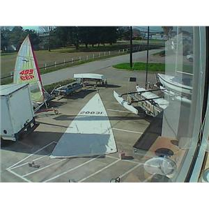North Sails Mainsail w 35-1 Luff from Boaters' Resale Shop of TX 1901 2721.96