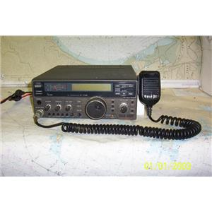 Boaters' Resale Shop of TX 1904 0252.01 ICOM IC-728 SINGLE SIDE BAND RADIO & MIC