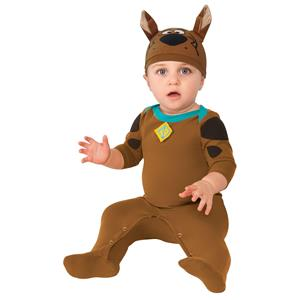 Rubie's Costume Scooby Doo Jumper Costume 0-6 Months