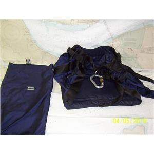 Boaters' Resale Shop of TX 1903 2774.04 WEST MARINE BOSUNS CHAIR WITH BAG