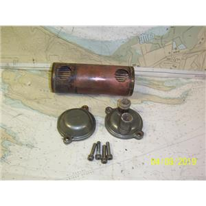 Boaters' Resale Shop of TX 1904 0277.01 YANMAR 3JH4E COOLER CORE ASSEMBLY