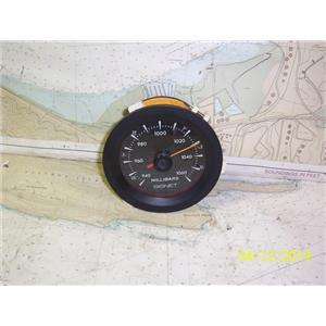 Boaters' Resale Shop of TX 1904 0447.27 SIGNET 36 MARINE BAROMETER DISPLAY ONLY