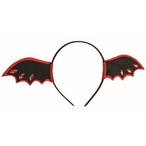 Forum Novelties Vampire Headband Gothic Bat Wings Costume Accessory