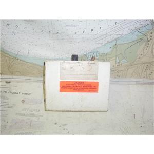 Boaters' Resale Shop of TX 1409 0107.12 CRUISAIR PR3X-2 MARINE AC PUMP RELAY BOX