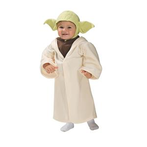 Rubies Costume Star Wars Toddler Yoda Jedi Master Costume