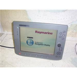 Boaters' Resale Shop of TX 1905 0574.01 RAYMARINE CLASSIC C120 MULTI NAV DISPLAY
