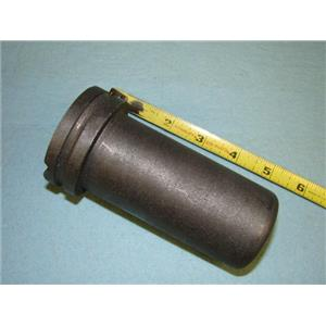 1 Kilo Graphite Crucible for Automatic Furnace W/Groove -Gold-Silver-Jewerly