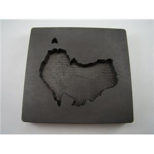 Custom Australia 5 oz Gold Bar 3oz Silver High Denisty Graphite Mold