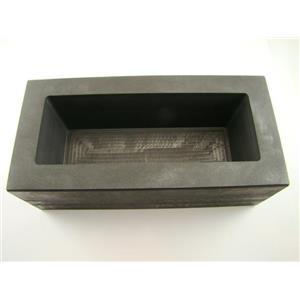 250 oz Gold KitKat Bar Mold 125 oz Silver High Density Graphite Loaf Scrap