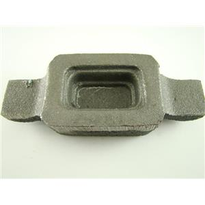 1oz & 5oz Multi-Layer Gold Mold Combo Cast Iron-Bar -Copper - Aluminum-Silver