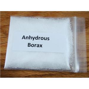 Anhydrous Borax - Crucible seasoning & sealing - Gold Recovery - Flux Smelting