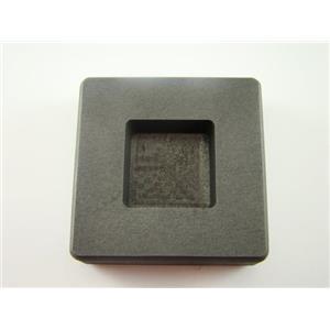 2 oz Square Gold Bar Slab Mold 1 oz Silver Bar High Density Graphite Loaf Copper