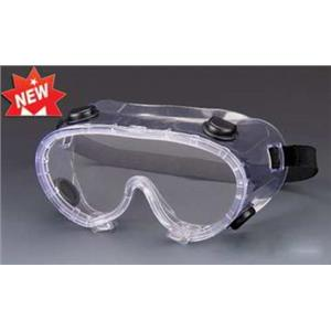 ANSI Approved Safety Goggles Vented for Airflow Comfortable Fit (B6)