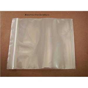 "100pcs 4Mil 5"" x 6"" Zip Lock Heavy Duty Plastic Bags-Storage-Jewerly-Parts Ore"