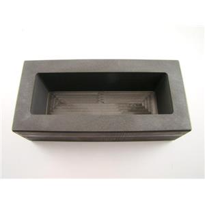 100 oz Gold KitKat Bar Mold 60oz Silver High Density Graphite Loaf Scrap