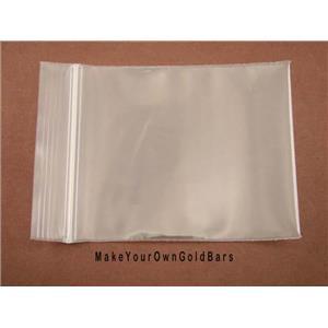 "100pcs 4Mil 3"" x 4"" Zip Lock Heavy Duty Plastic Bags-Storage-Jewerly-Parts"